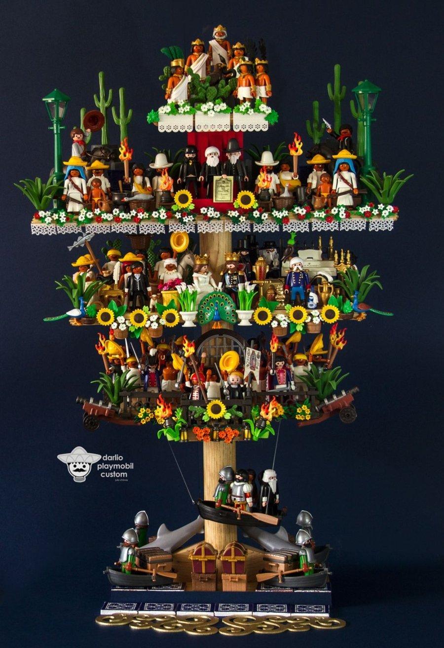Árbol de la vida versión playmobil