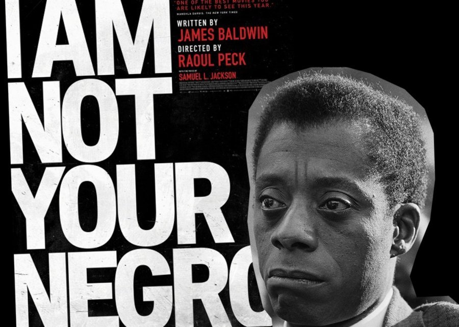 Documentaries on racism- I'm not your Negro