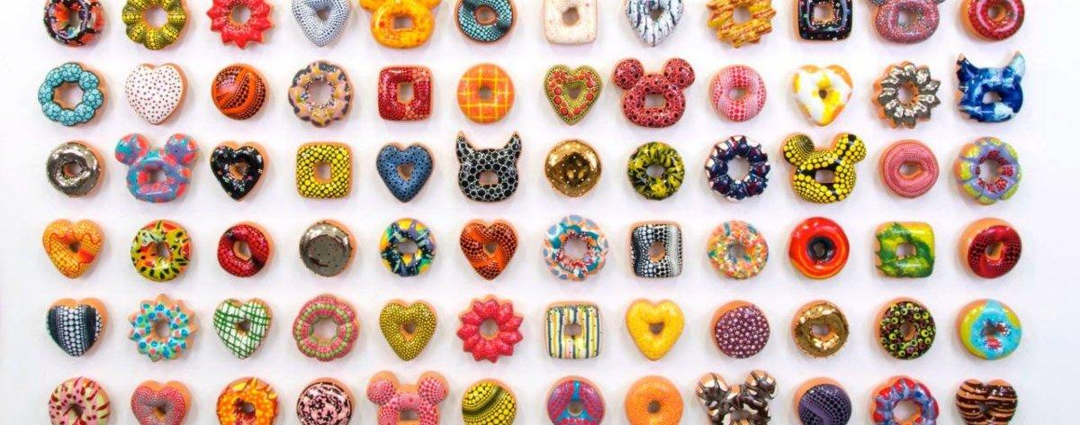 Jae Yong Kim y el arte de las donas de cerámica