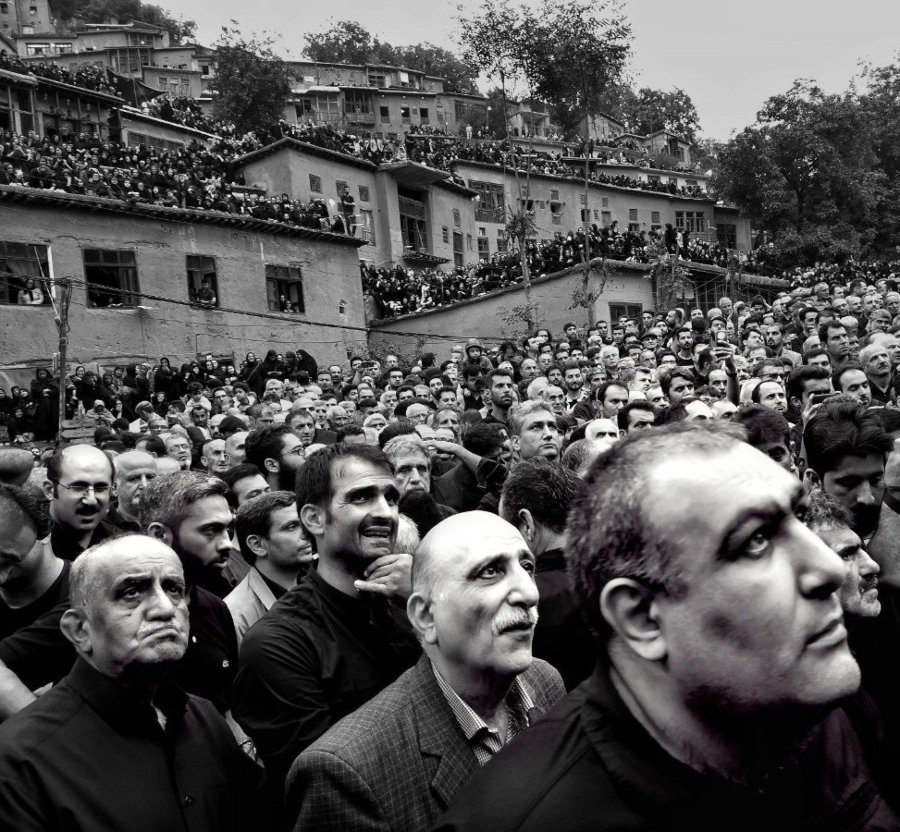 fotografía de rostros de hombres de Premios LensCulture Street Photography