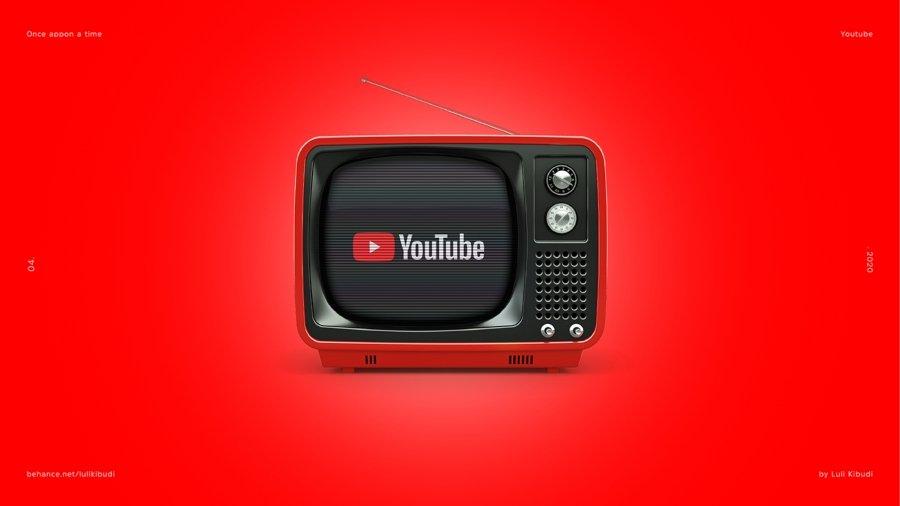 Youtube reinventado en tv por Luli Kibudi