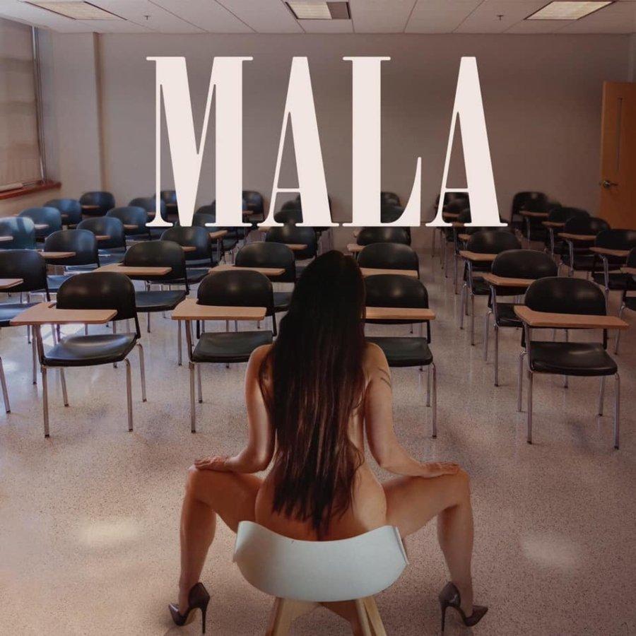 Portada de Mala, el nuevo álbum de La Mala rodriguéz