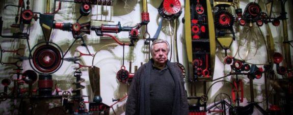 Manuel Felguérez y el gran legado al arte abstracto