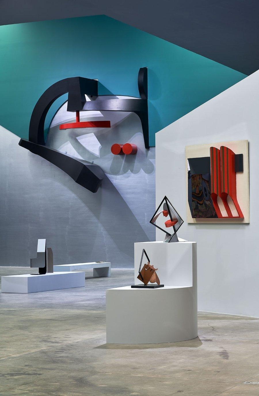 """Exposición """"Trayectorias"""" de Manuel Felguérez"""