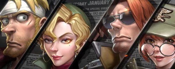 Metal Slug Code: J, el nuevo juego de la saga para móvil