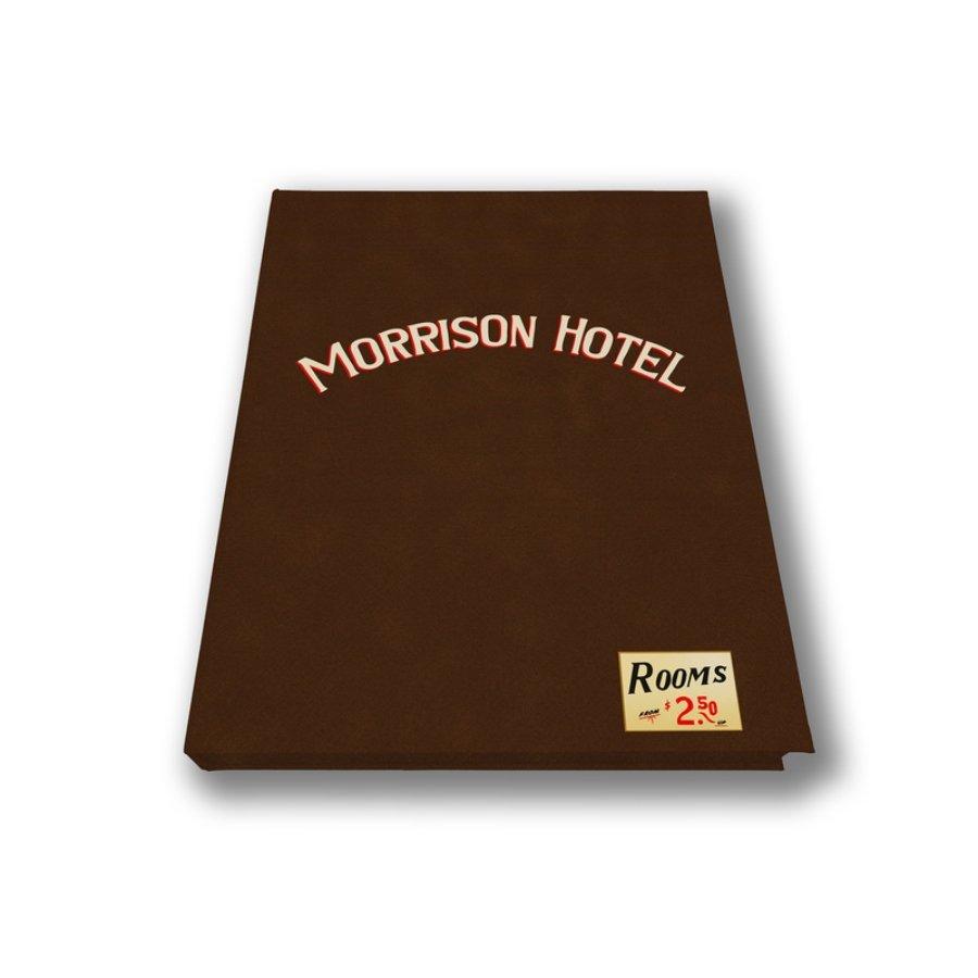Edición especial del cómic de The Doors, Morrison hotel