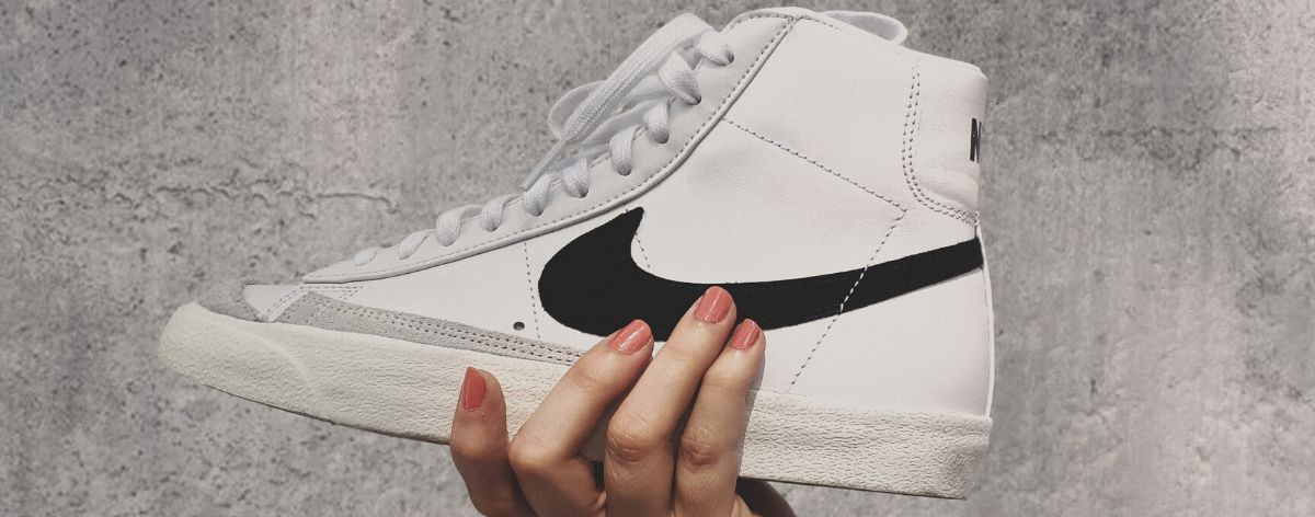 Nike Blazer, el clásico reinventado para mujeres