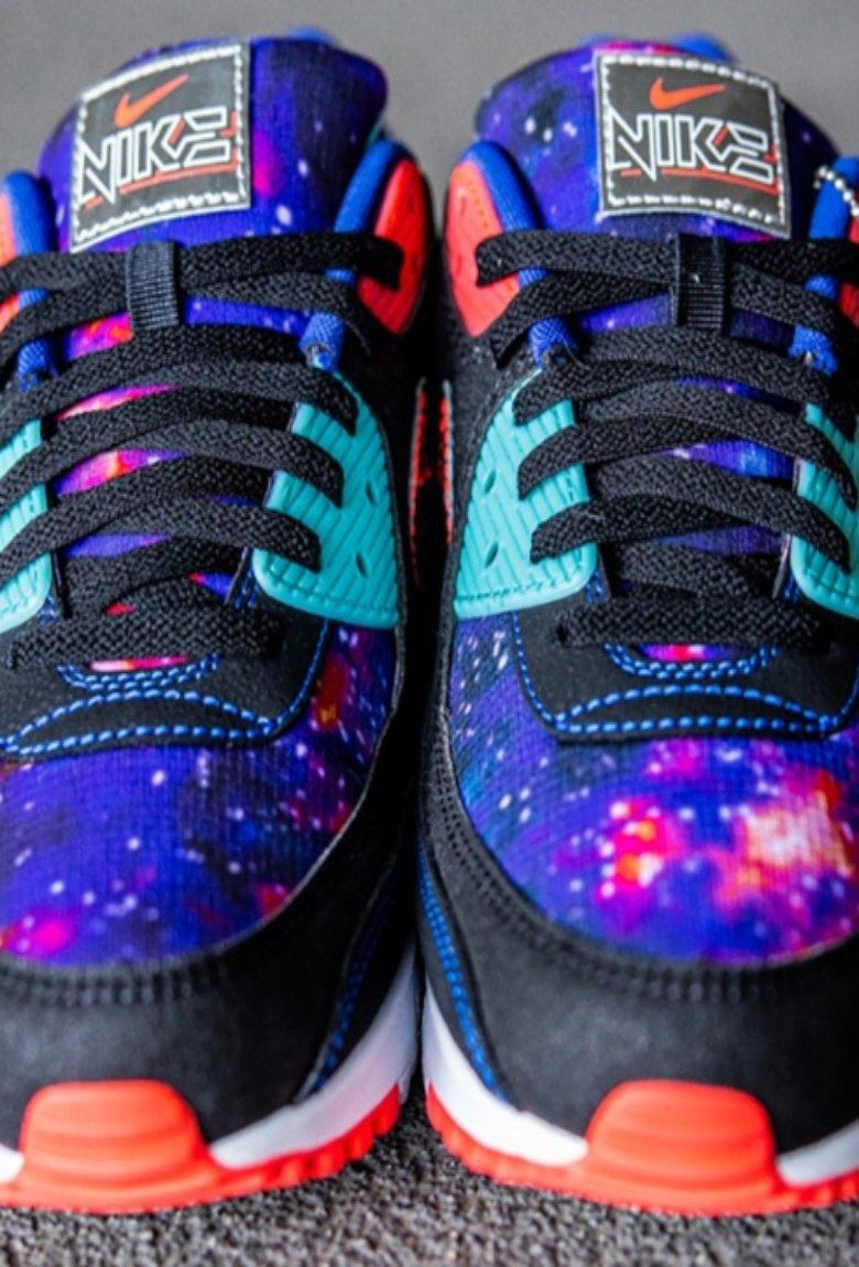 Supernova 2020, la nueva línea ultra galáctica de Nike