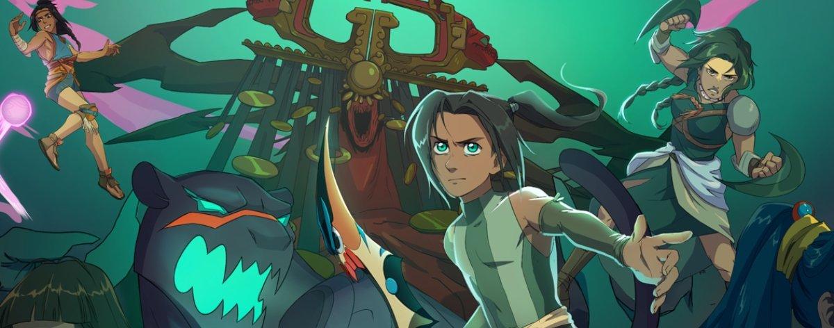 Onyx Equinox, el primer anime mexicano