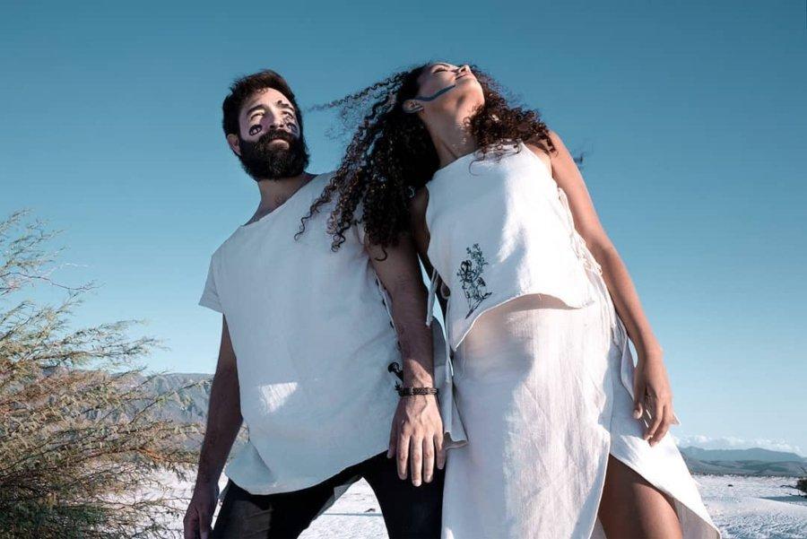 prendas de la marca Pimperl, comprometida con el medio ambiente