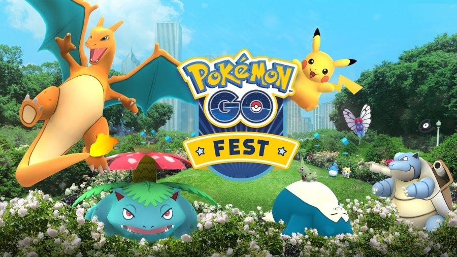 Personajes de Pokémon Go
