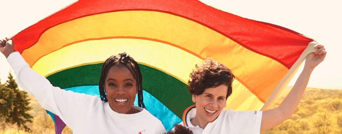 Ralph Lauren y su colección LGBT «We Stand Together»
