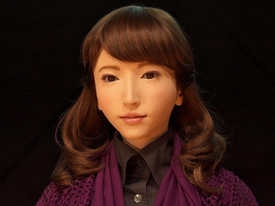 """Robot de IA protagonizará película de ciencia ficción """"B"""""""