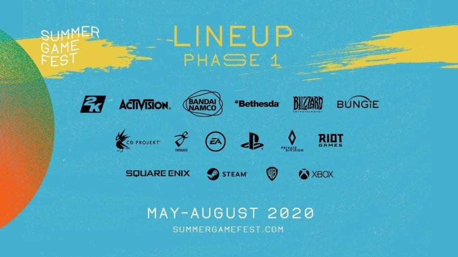 Desarolladoras participantes en la edición 2020 del Summer Game Fest 2020