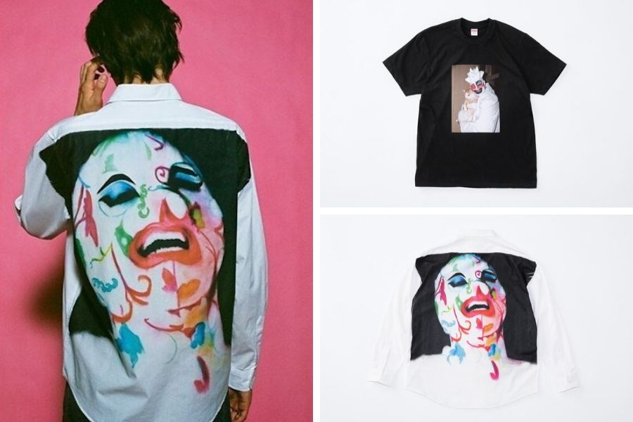 Supreme y Leigh Bowery / Camisa