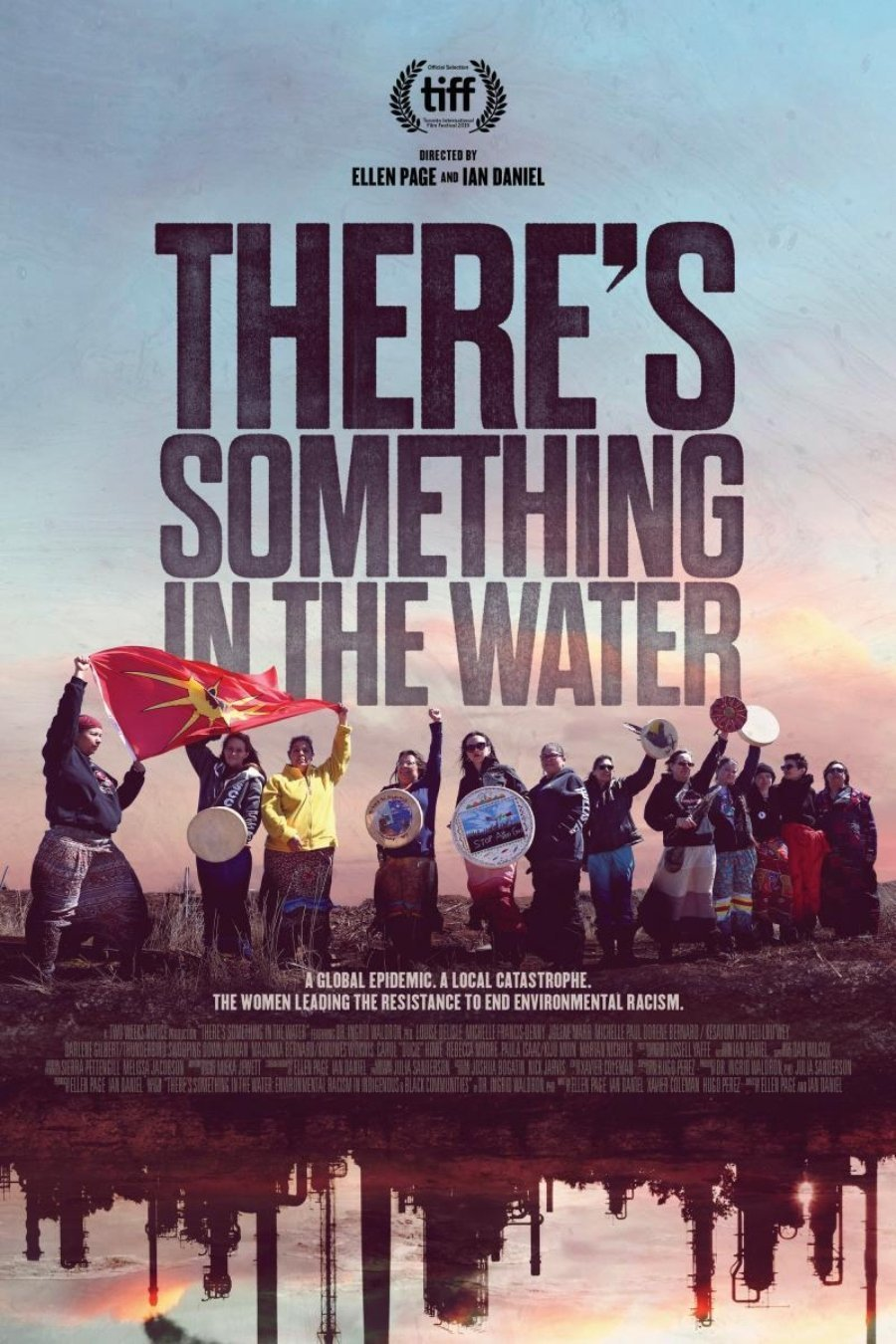 Documentaries on racism/ There's something in the water