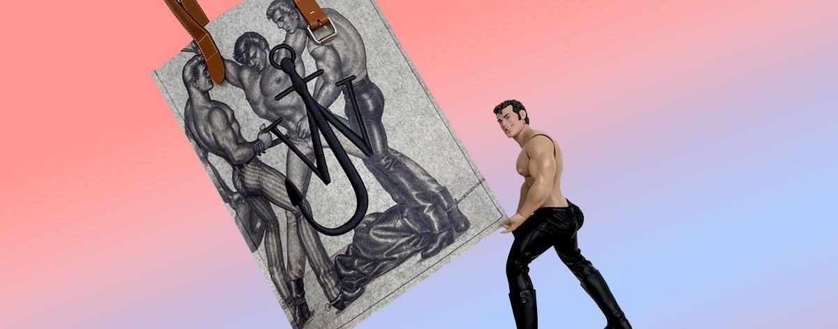 Tom of Finland x JW Anderson presentan colección #Pride