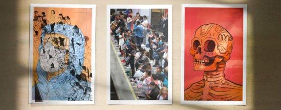 Saner y Santiago Arau en campaña «Unidos con Distancia» ante Covid-19