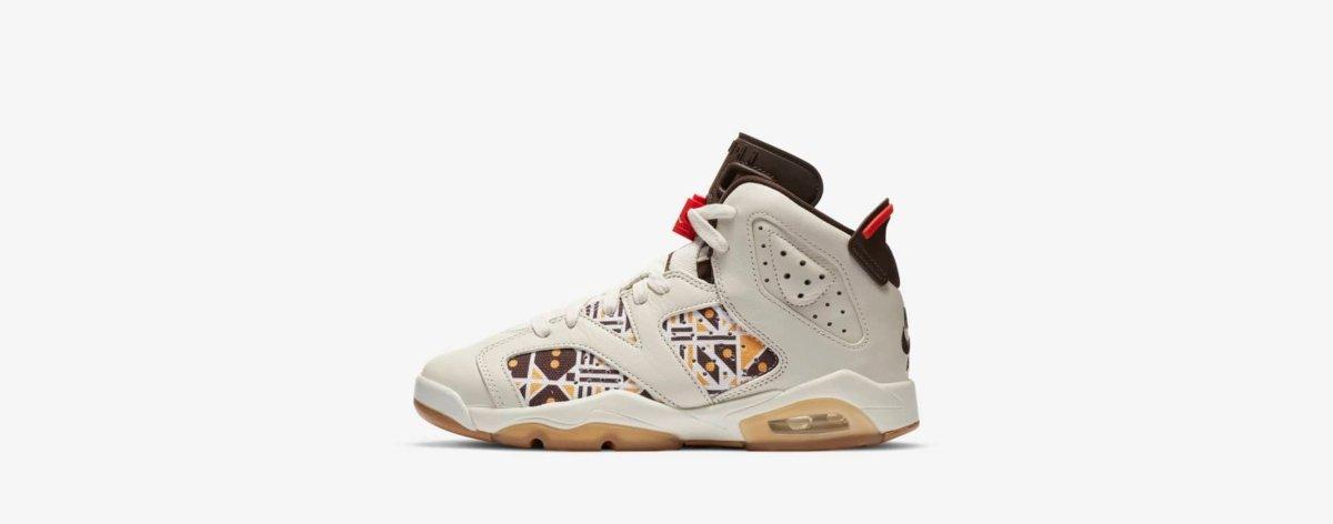 Air Jordan 6 Quai 54, un homenaje al basquet de calle