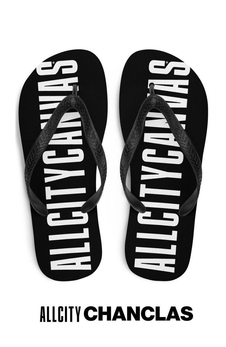 ACC flip flops: All City Canvas' latest drop