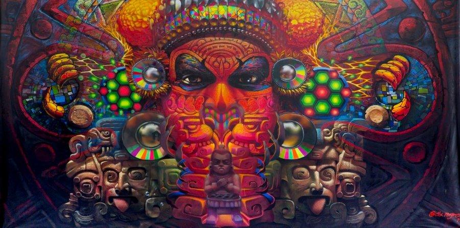 Artistas latinoamericanos que debes conocer / Six Mugre