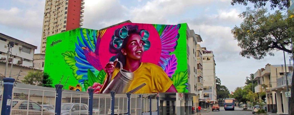 Bienal de Arte Urbano Digital, nuevo enfoque para las calles