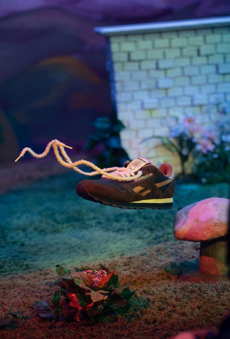 Brain Dead y Reebok lanzan sneakers muy especiales