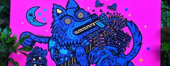 CAN, el perro de la gráfica y el street art mexicano