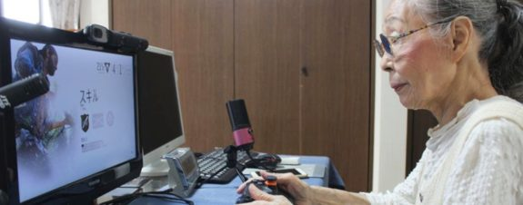 Centro de esports para abuelitos abrió en Japón