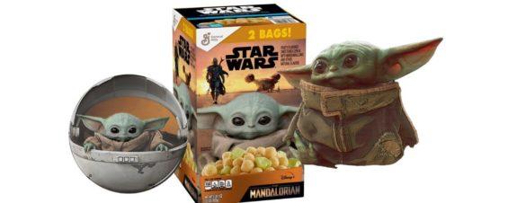 El cereal de Baby Yoda está a punto de salir a la venta