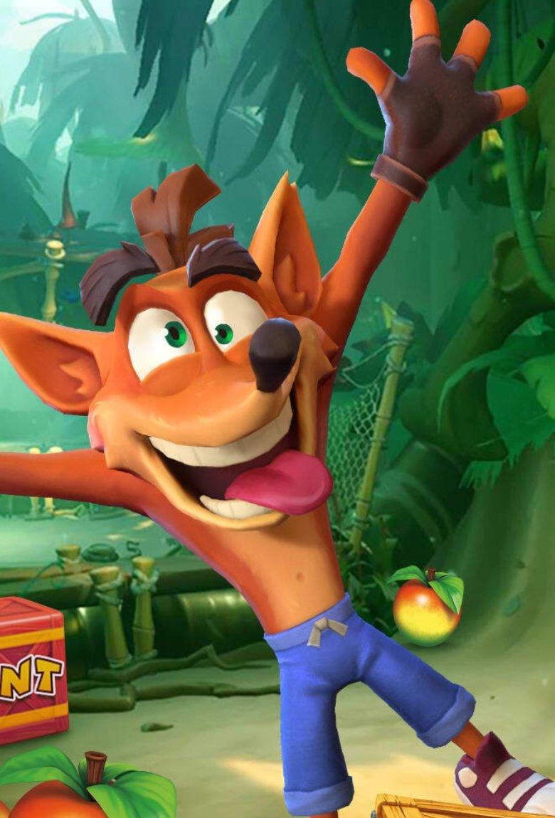 Crash Bandicoot On the Run, un nuevo juego para móvil