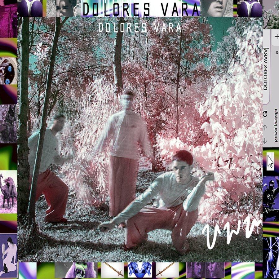 Portada UwU, el nuevo EP de Dolores Vara