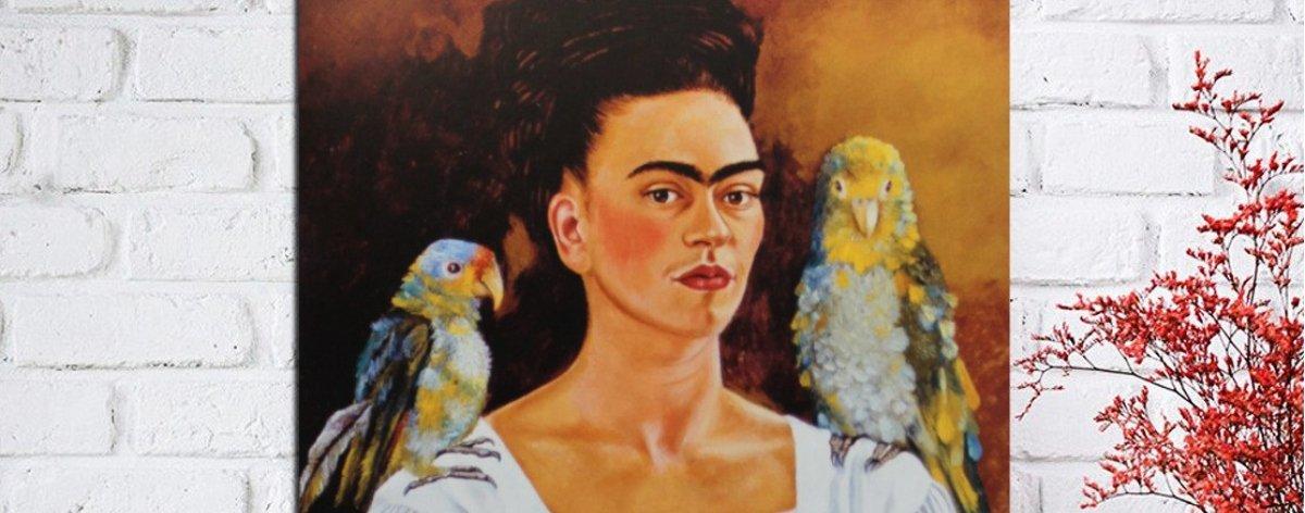 Drogan a hombre y le roban pinturas de Kahlo y Tamayo