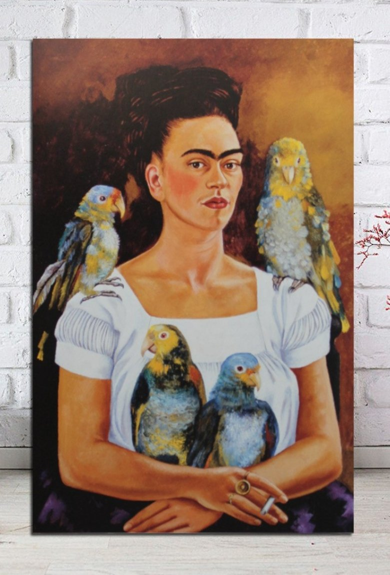 Man is drugged and paintings of Kahlo and Tamayo stolen from him