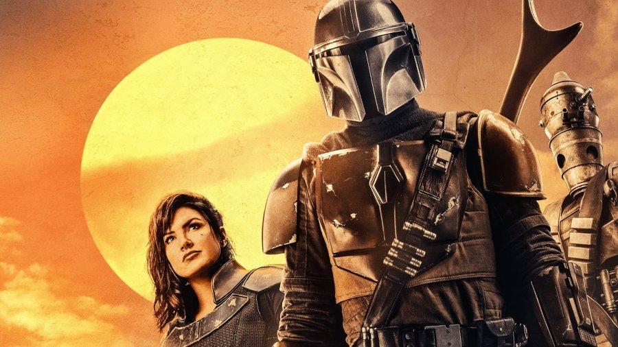 Personajes de The Mandalorian de Star Wars