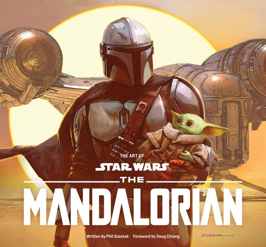 portada de Art of the mandalorian