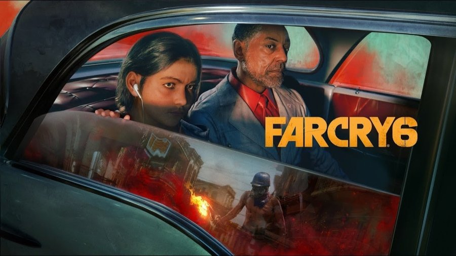 Giancarlo Esposito en su papel de villano para Far Cry 6