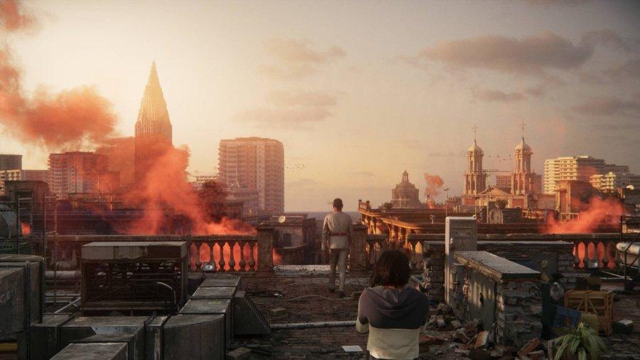 Escena de revolución, parte de los adelantos para Far Cry 6