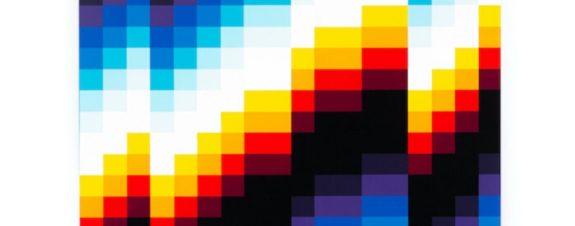 Contactless, una exposición digital de Felipe Pantone