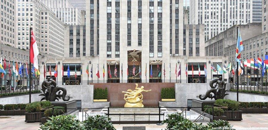 Centro de Rockefeller