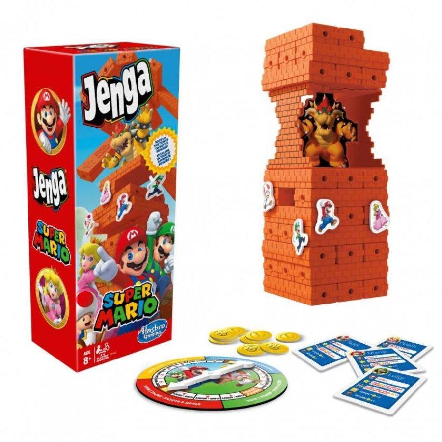 Nuevo Jenga de Mario Bros para su 35 aniversario