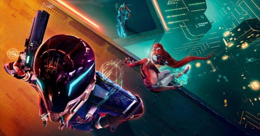 Apariencia de la batalla y personajes en Hyper space, el primer Battle Royale de Ubisoft