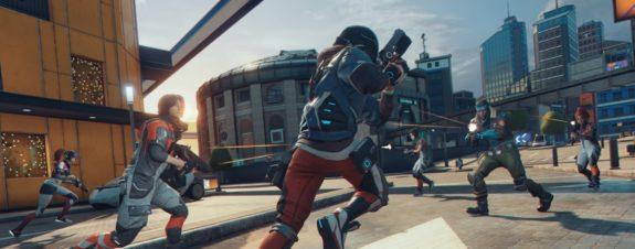 Hyper Space, el nuevo juego en modo battle royale