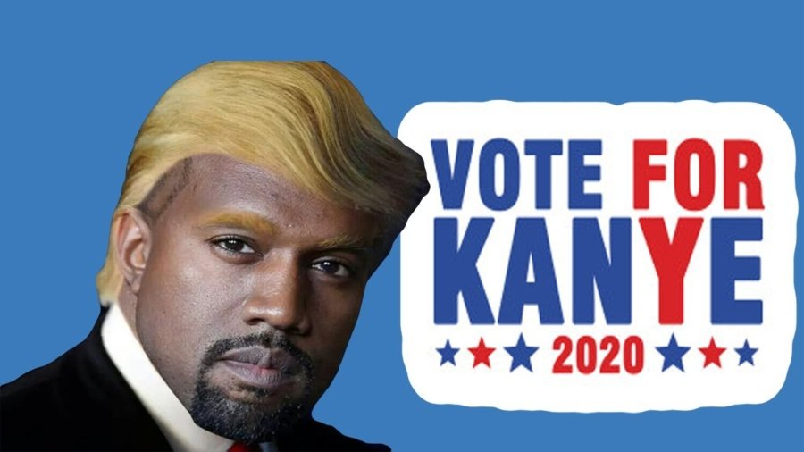 Kanye West quiere ser presidente, meme compilation