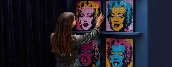 LEGO Art, la nueva línea de posters de LEGO