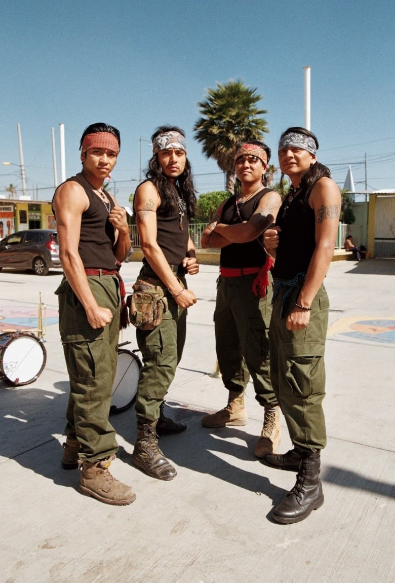 Los cogelones, la tradición de la mexicanidad hecha rock