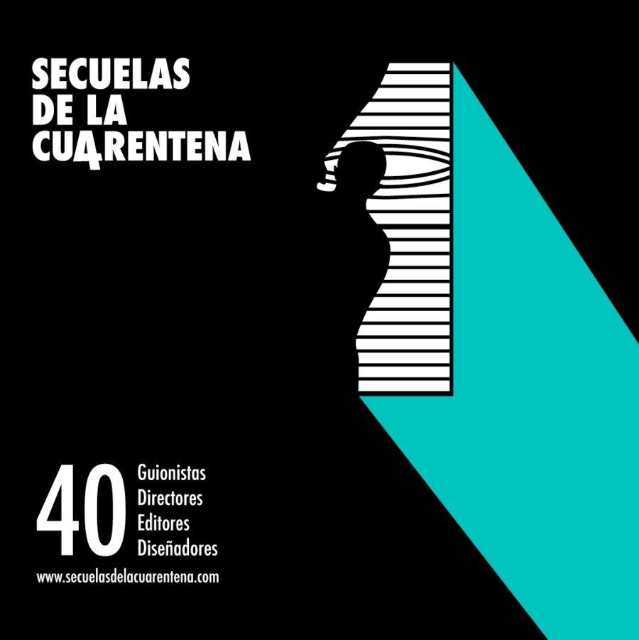 Poster oficial de secuencias de cuarentena