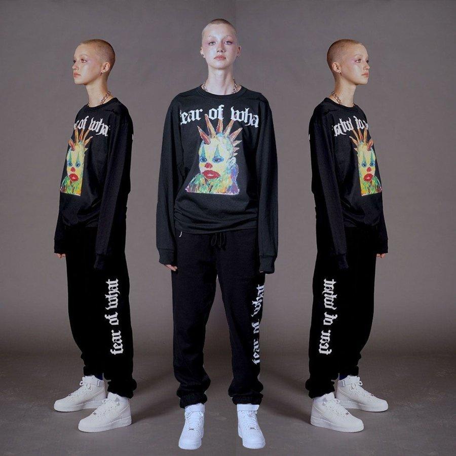 Aspecto de las prendas creadas por STiCH, la Inteligencia Artificial