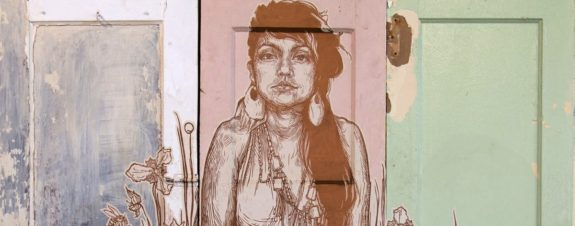 SWOON presenta nueva expo en Underdogs Gallery