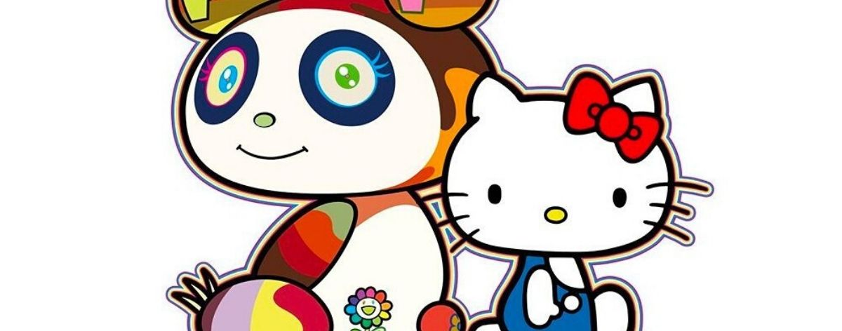 Takashi Murakami y Hello Kitty en proyecto con Sanrio